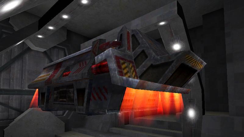 Artusian mining repulsorlift platform
