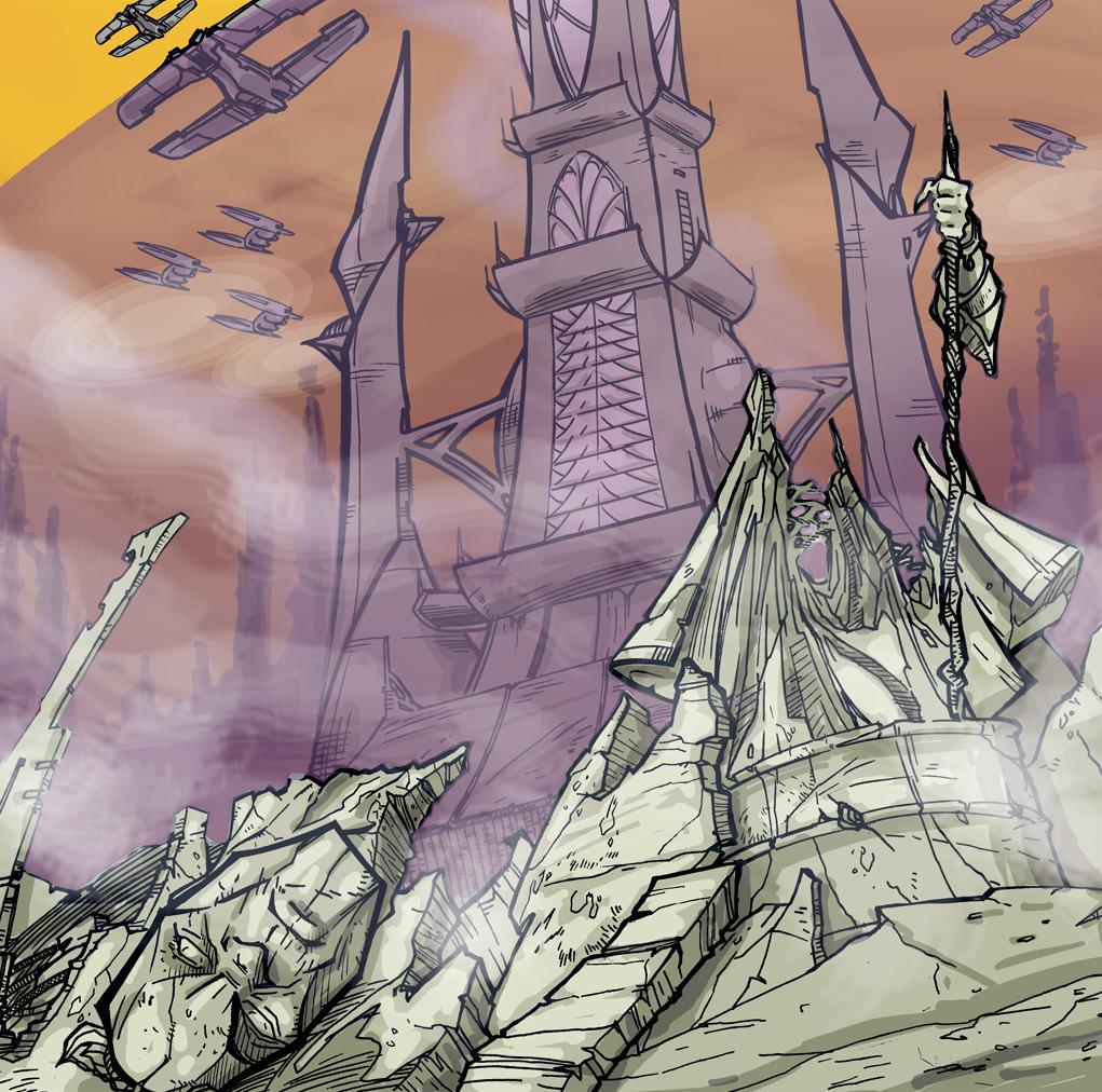 Battle of Falleen/Legends