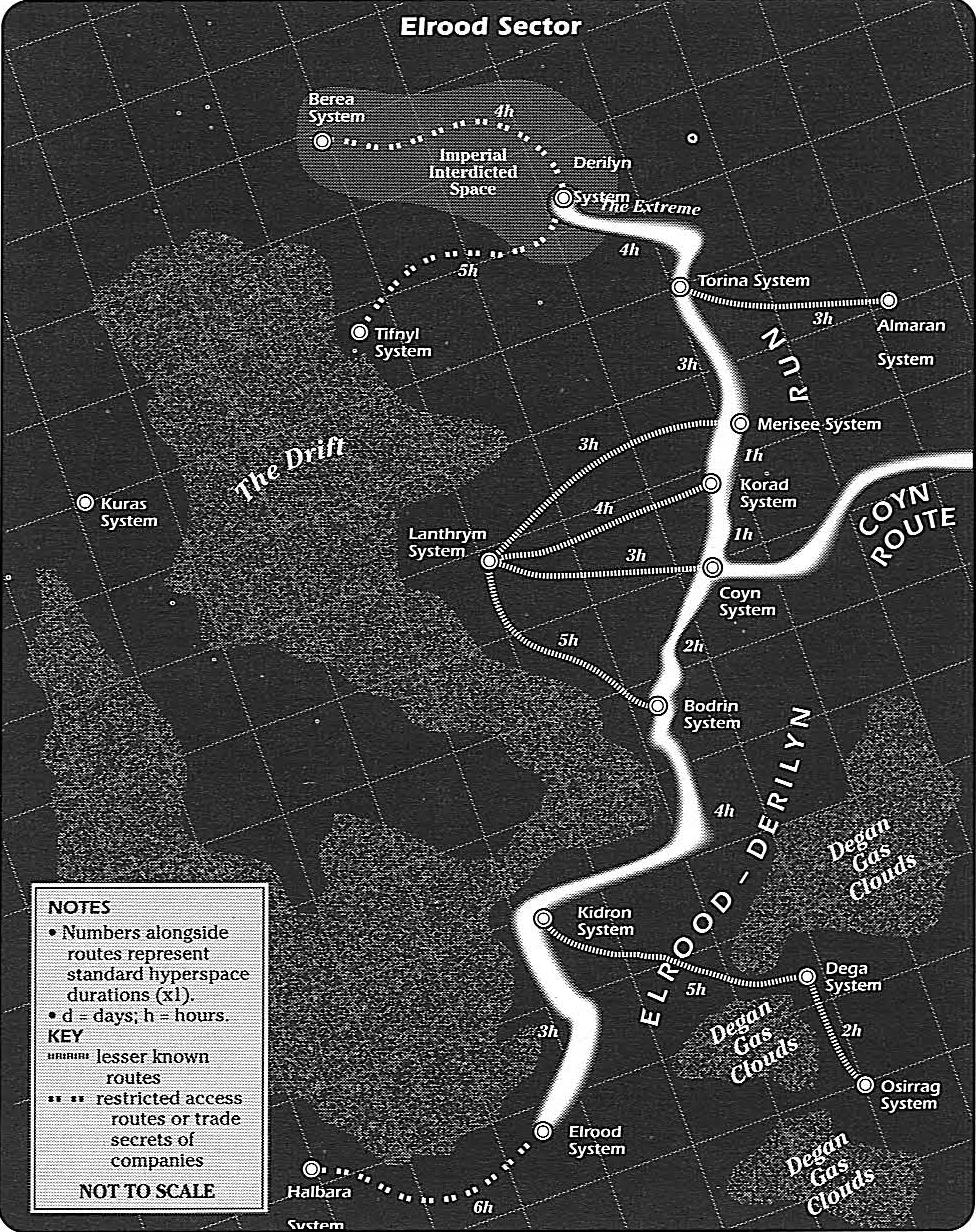 Elrood-Derilyn Trade Route