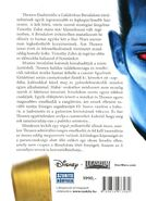 Thrawn Hungarian back cover