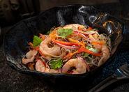 Yobshrimp Noodle Salad
