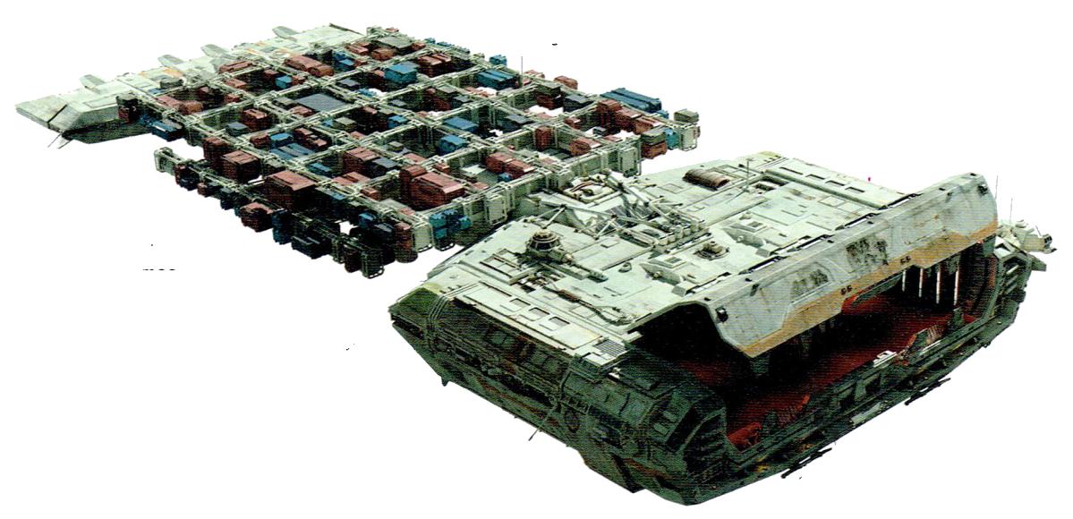 Baleen-class Heavy Freighter