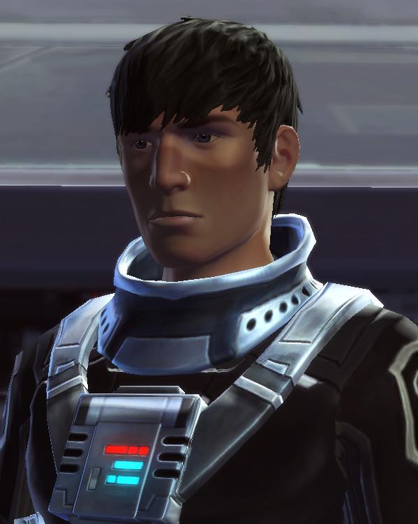 Unidentified Imperial pilot (Adamas)