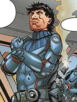 Unidentified Rebel SpecForce Commando
