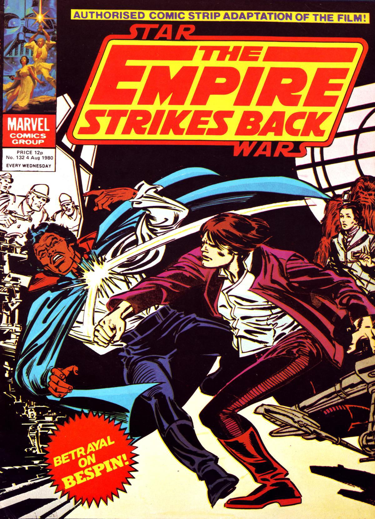 The Empire Strikes Back Weekly 132