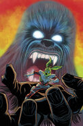 Star Wars Adventures Ghosts of Vaders Castle 2 cover B