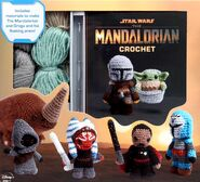 Star Wars The Mandalorian Crochet final cover