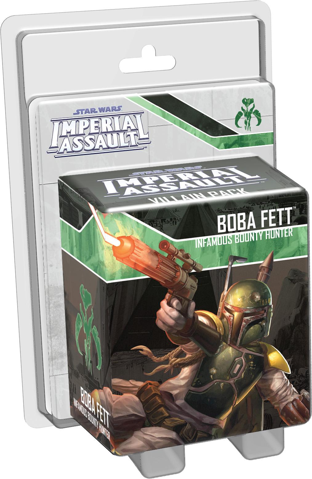 Boba Fett Villain Pack