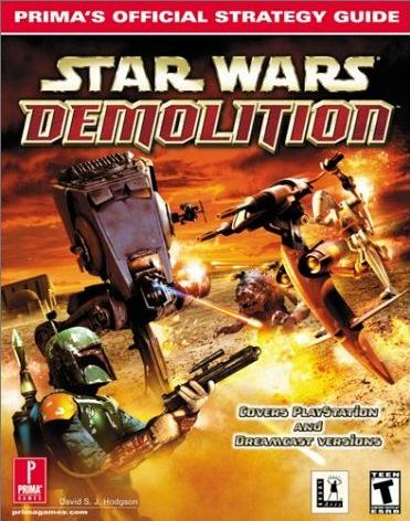Demolition: Prima's Official Strategy Guide