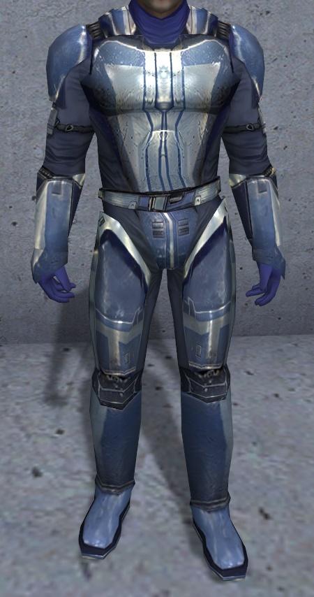 Heavy battle armor