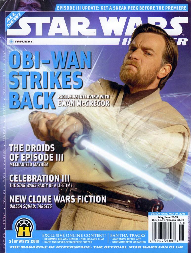 Star Wars Insider 81