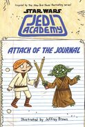 Jedi Academy Attack of the Journal Cover