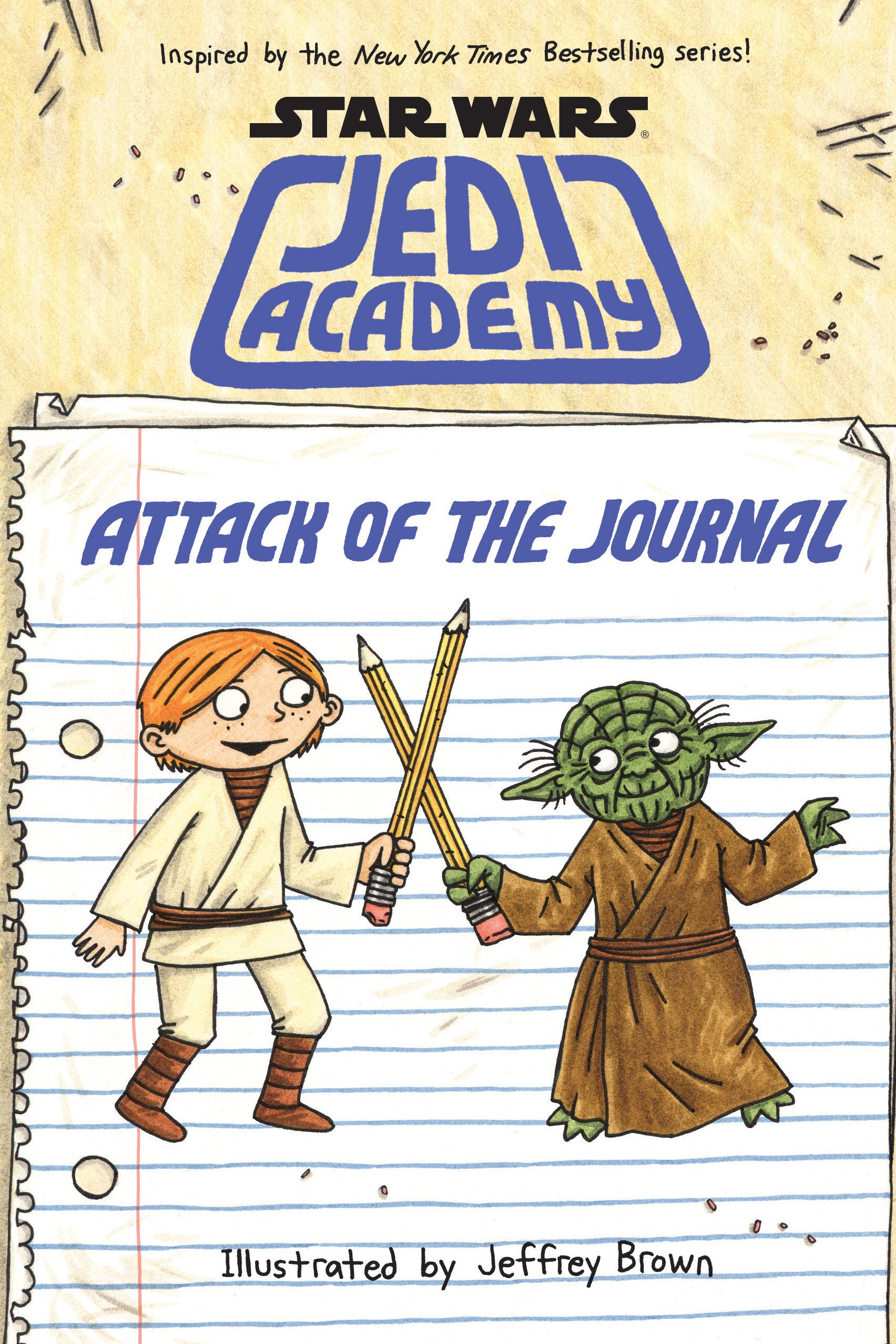 Jedi Academy: Attack of the Journal