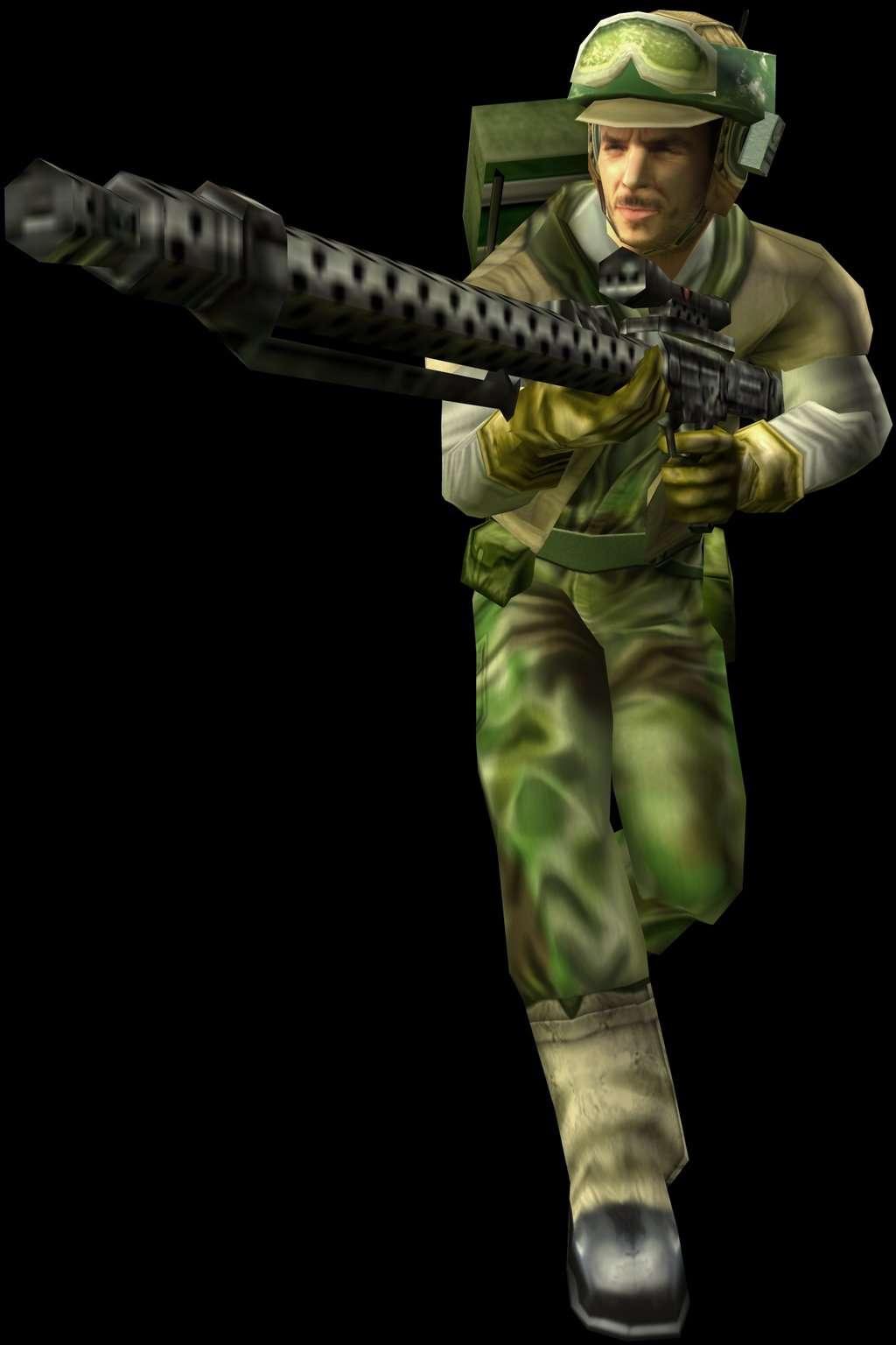 Sniper/Legends