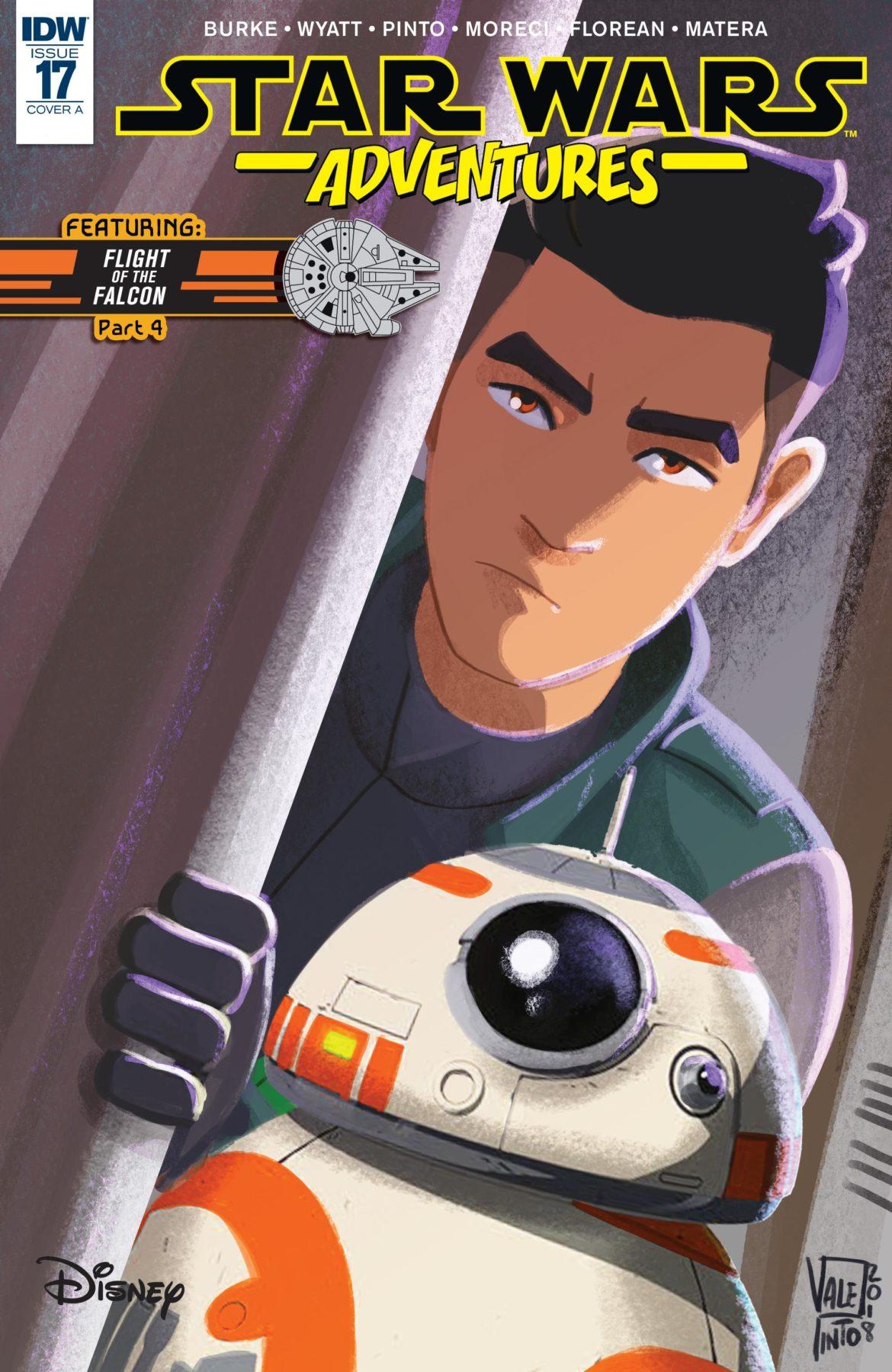 Star Wars Adventures 17