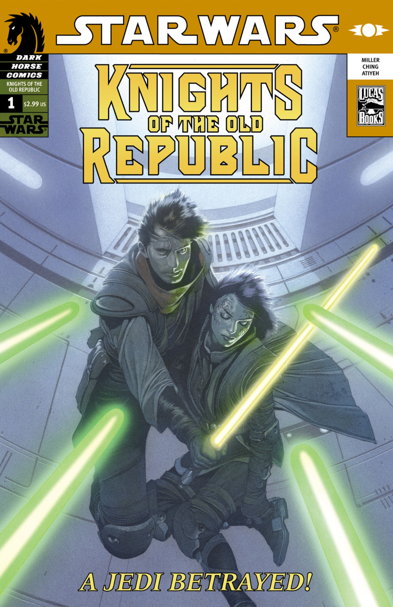 Star Wars: Knights of the Old Republic 1: Commencement, Part 1