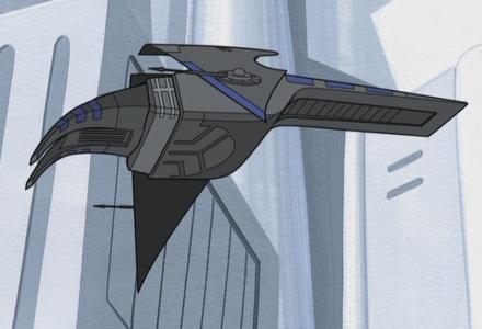 Tri-Wing Shuttle