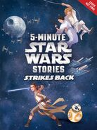 5-Minute Star Wars Stories Strikes Back Preliminary Cover