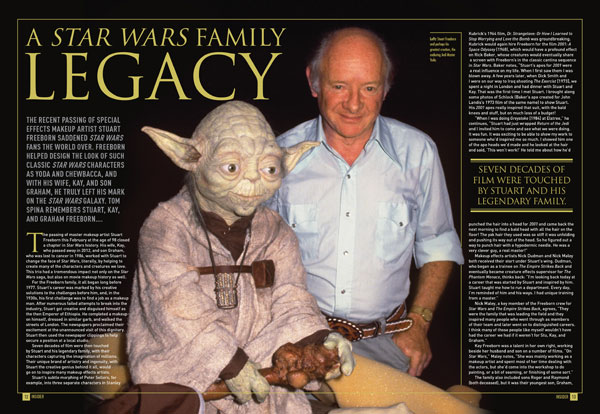 A Star Wars Family Legacy