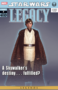 SW Legacy 07 Marvel Legends cover