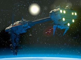 Shooting Star (EF76 Nebulon-B escort frigate)