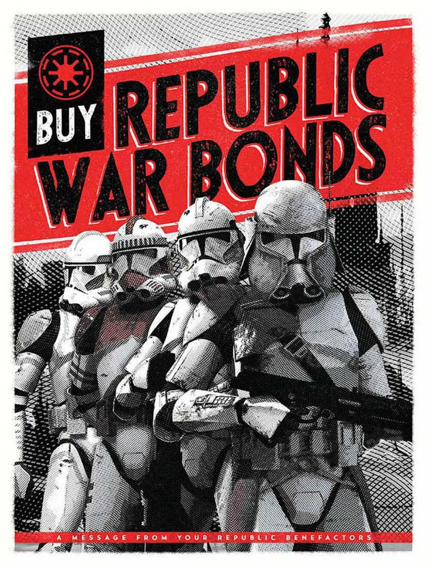 共和国戦時公債を買おう