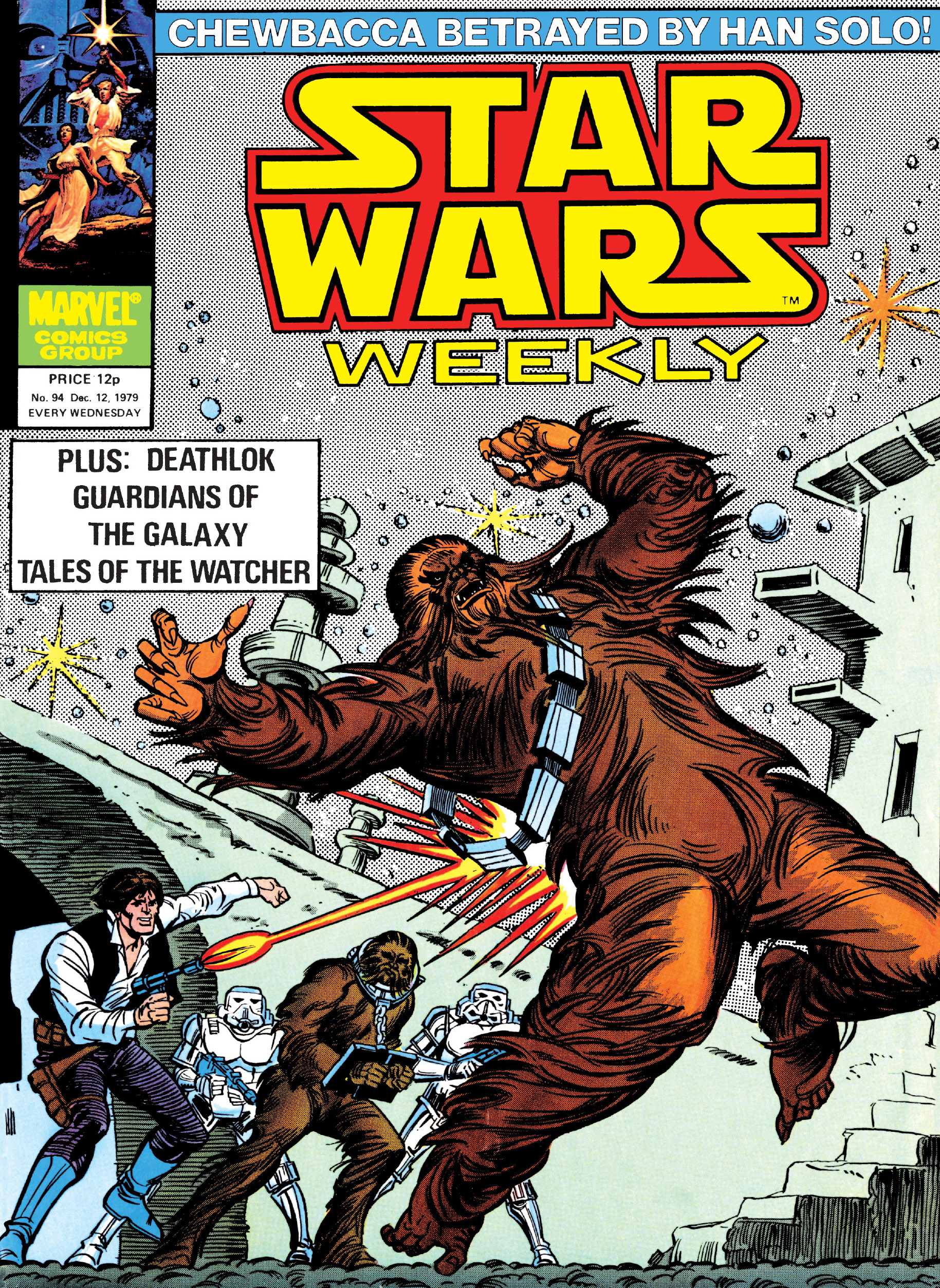 Star Wars Weekly 94