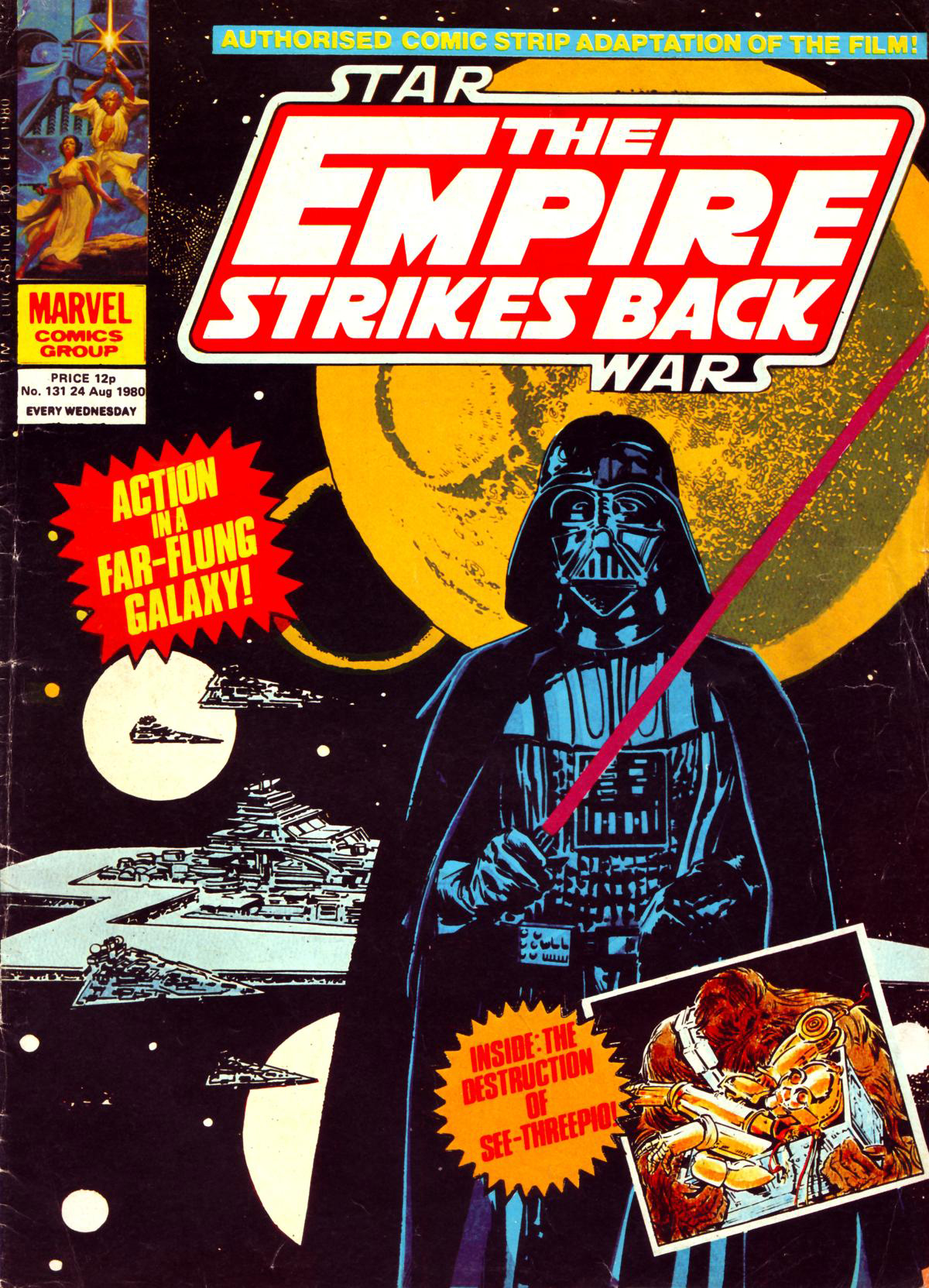The Empire Strikes Back Weekly 131