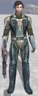 Flex heavy armor