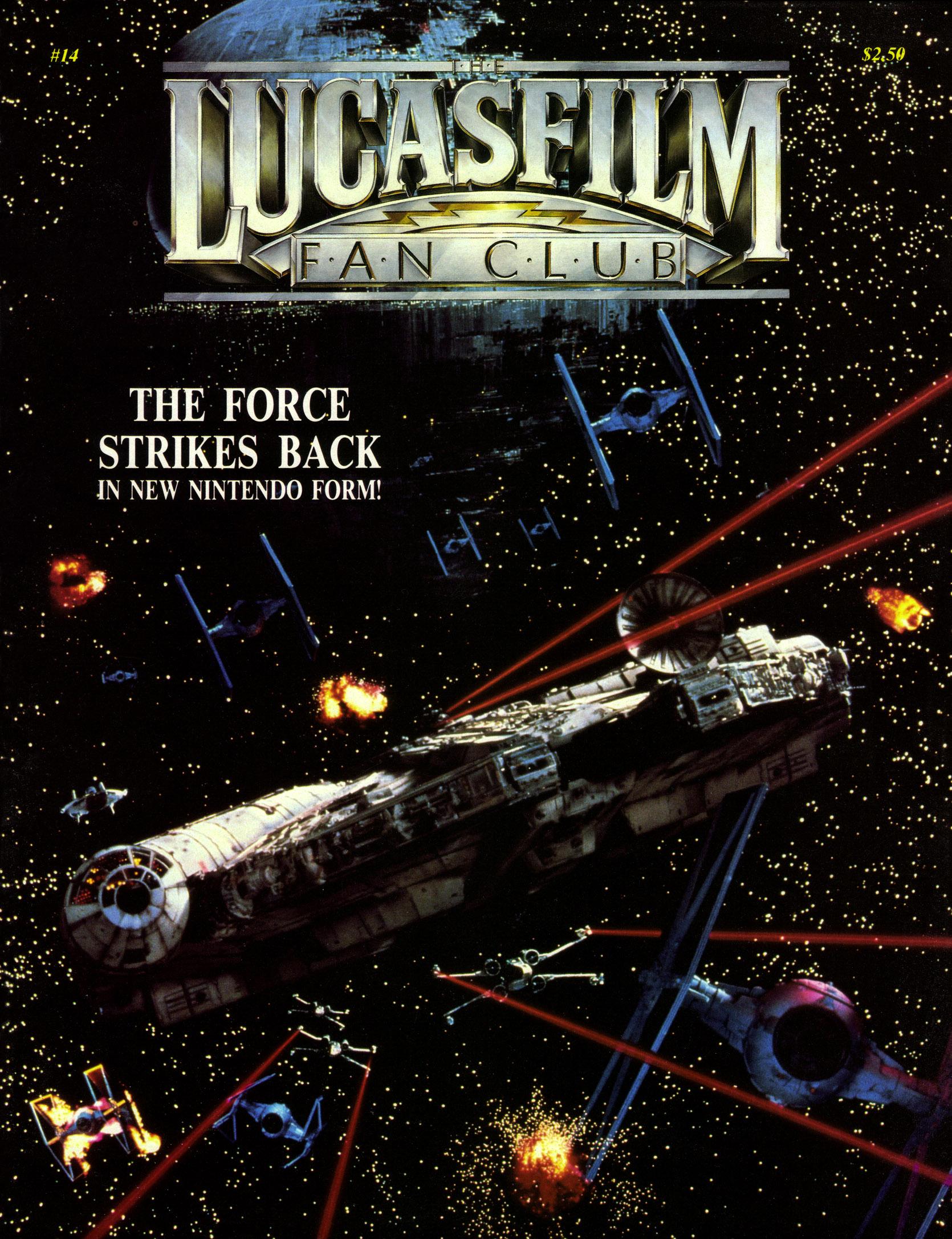 The Lucasfilm Fan Club Magazine 14