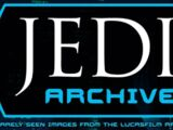 Jedi Archive: Rarely Seen Images from the Lucasfilm Archives