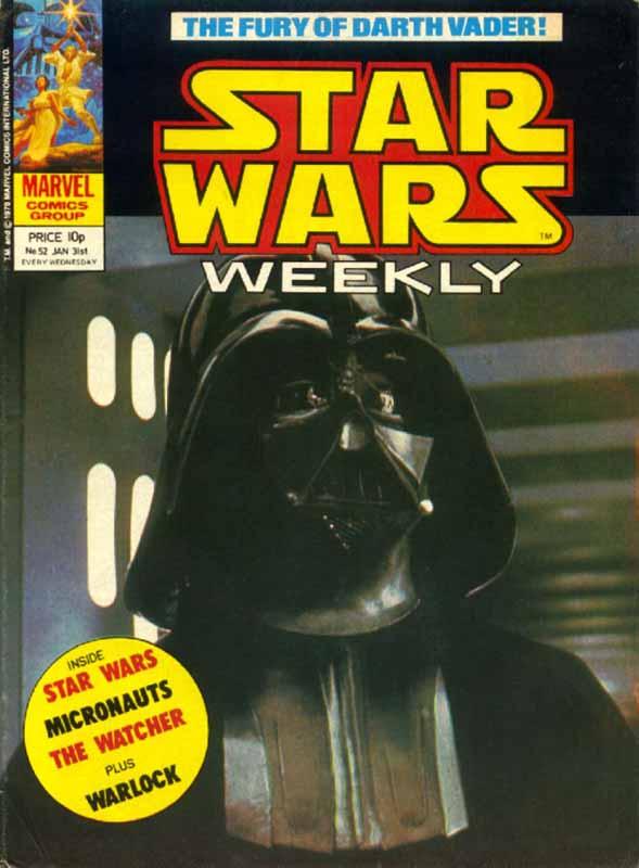 Star Wars Weekly 52