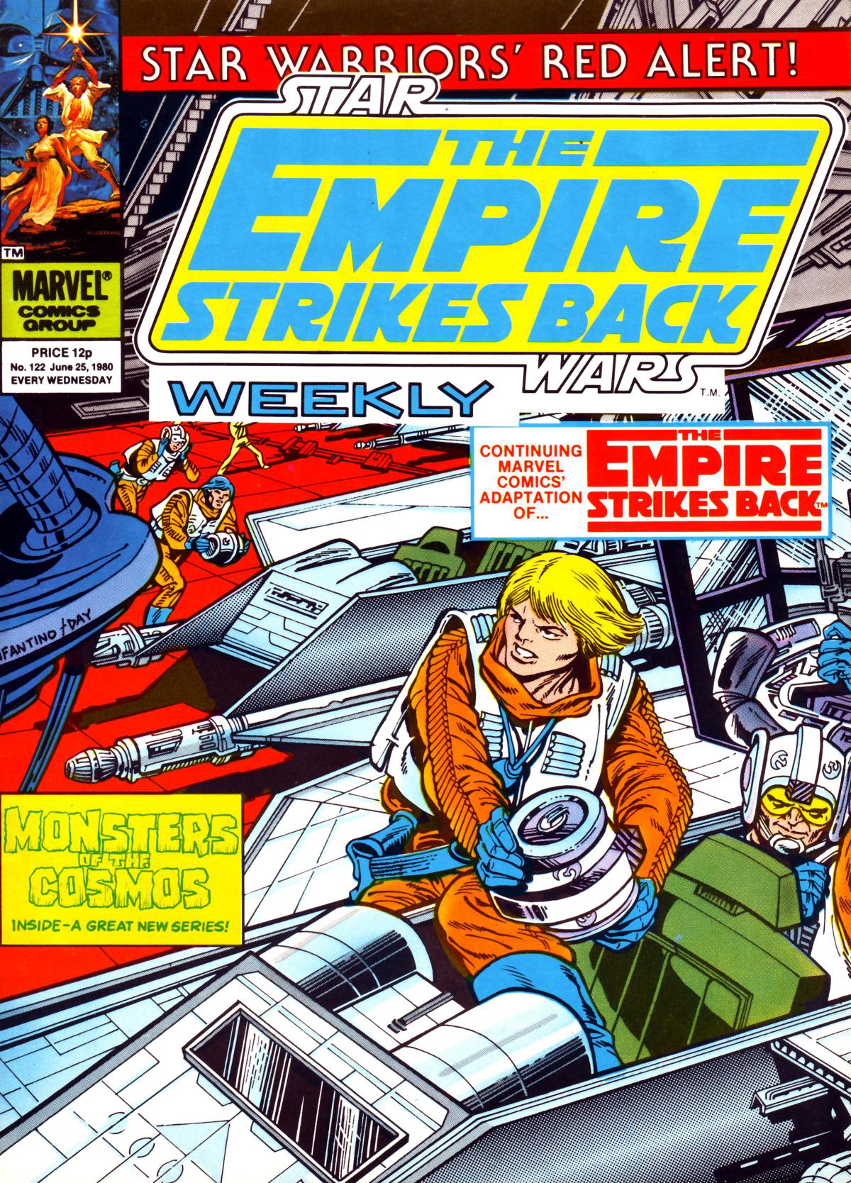 The Empire Strikes Back Weekly 122