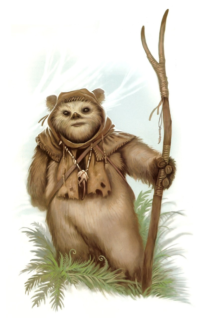 Ewok/Legends