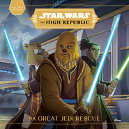Great Jedi Rescue cover