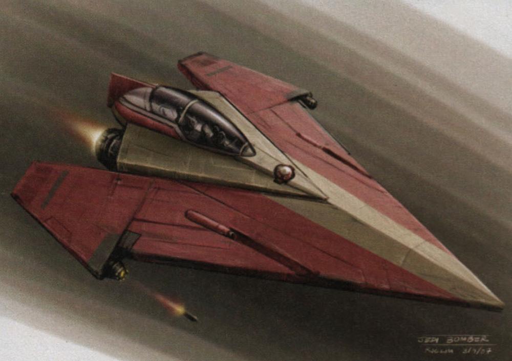 Jedi bomber