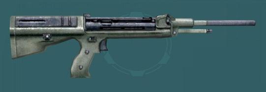 Rilctur carbine