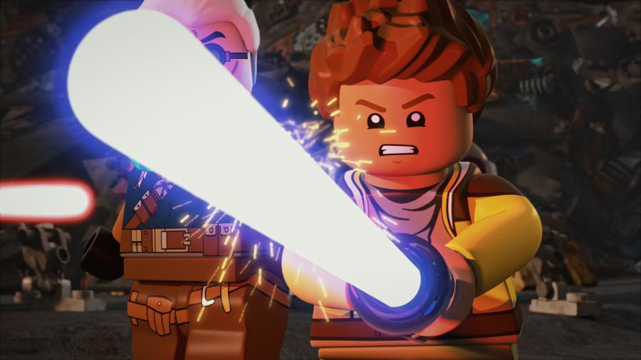 Rowan Freemaker's lightsaber