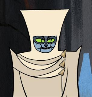 Unidentified henchman (the Cauldron)