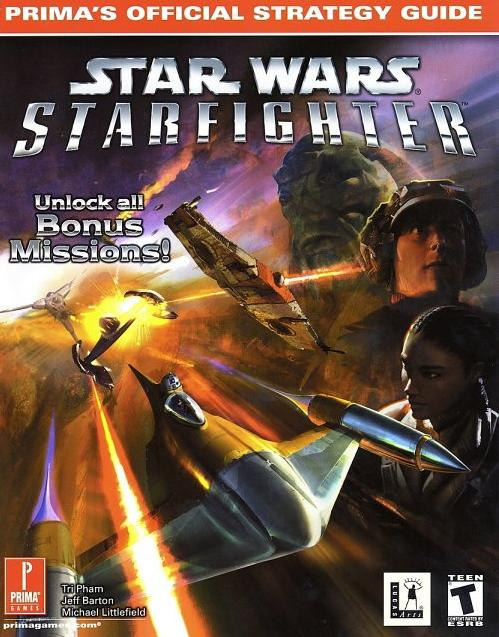 Starfighter: Prima's Official Strategy Guide