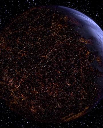 Star Wars CCG Coruscant Common Coruscant Galactic Senate Light Side