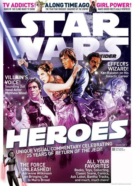 Star Wars Insider 105