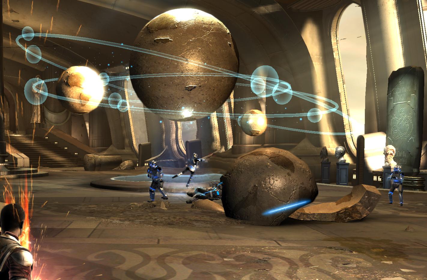 Jedi Temple Planetarium
