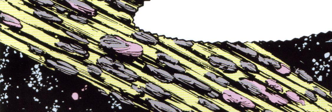 Merson Asteroid Belt