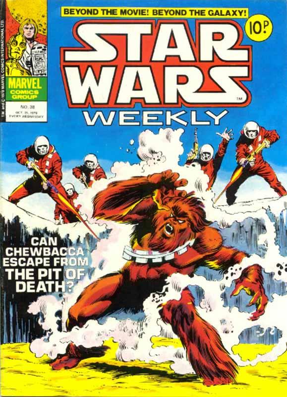 Star Wars Weekly 38