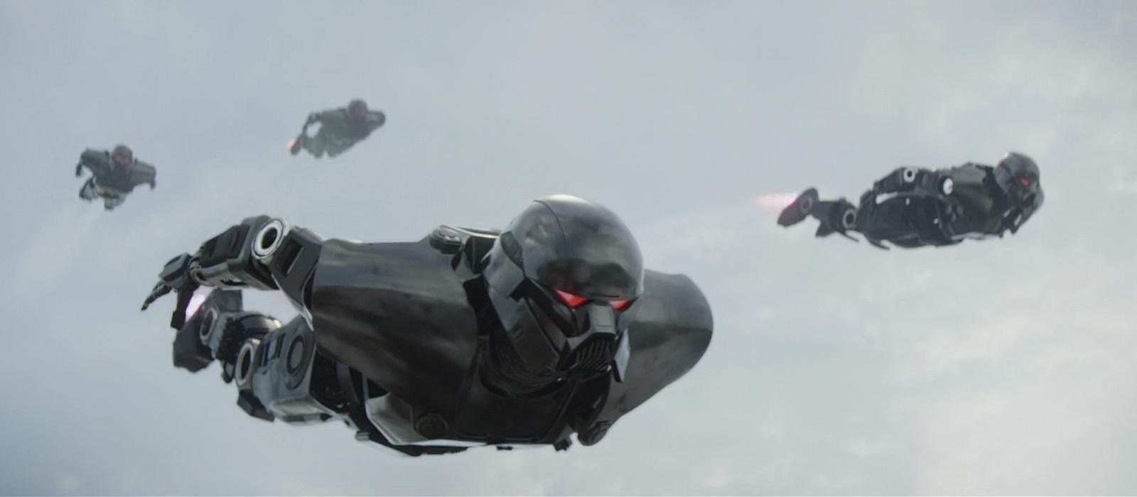 Dark trooper (Gideon's Imperial remnant)