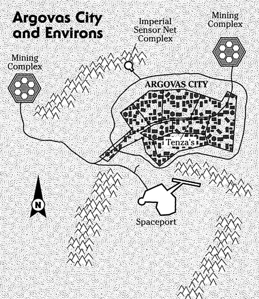 Argovas City