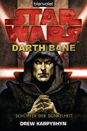 Darth Bane Path of Destruction German