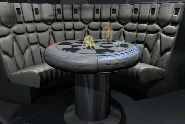 Hologame table