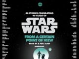 From a Certain Point of View (audiobook)